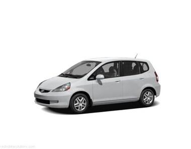 2008 Honda Fit LX SUBCOMPACT JHMGD37458S808212