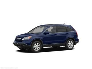 2008 Honda CRV EX 4WD at SUV