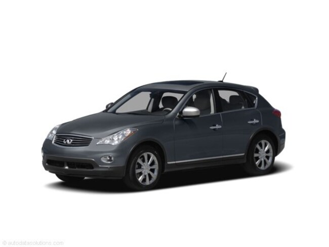 2008 INFINITI EX35 Journey, Premium, Navigation and Technology Packag SUV