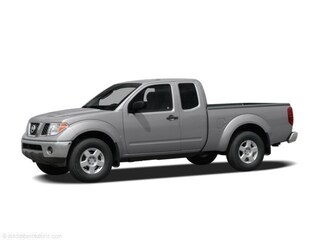 2008 NISSAN FRONTIER 2WD GREY Truck King Cab