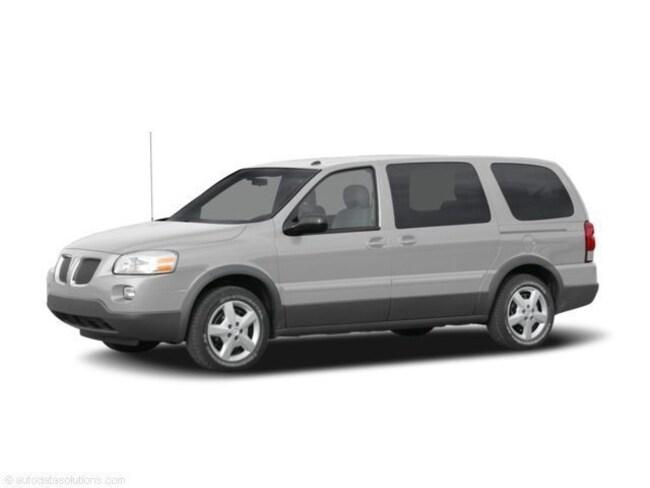 2008 Pontiac Montana SV6 FWD Van