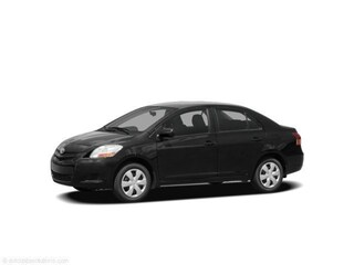 2008 Toyota Yaris Base Sedan