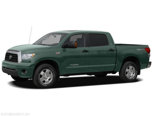 2008 Toyota Tundra Limited 5.7L V8 Truck Double Cab