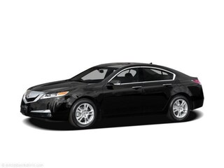 2009 Acura TL Base w/Technology Package Sedan