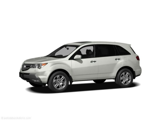 2009 Acura MDX AWD 4DR SUV Automatic