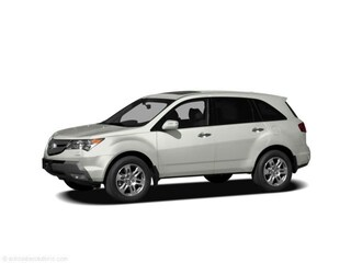 2009 Acura MDX Tech 5sp at W/ Nav! Financing Available!