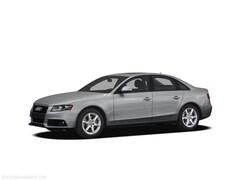 2009 Audi A4 2.0T Standard Sedan
