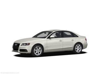 2009 Audi A4 4DR SDN Auto 2.0T Sedan