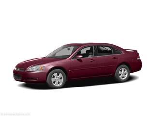 2009 Chevrolet Impala LTZ Sedan