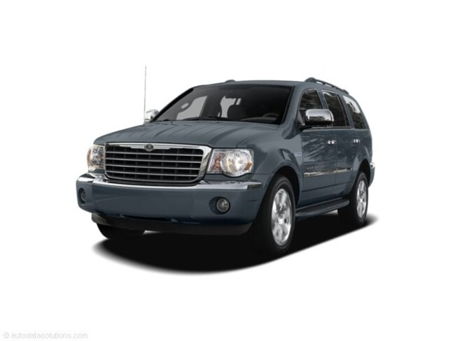 2009 Chrysler Aspen Limited Hybrid SUV