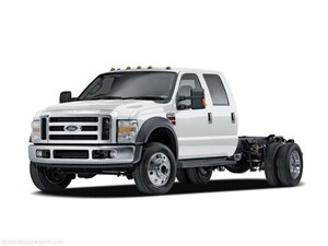 2009 Ford F-550 Chassis
