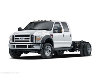 2009 Ford F-550 Chassis Truck Crew Cab