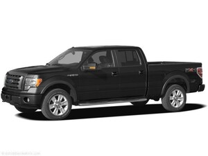 2009 Ford F-150 Lariat SuperCrew 145