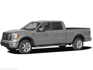 2009 Ford F-150 Truck SuperCrew Cab