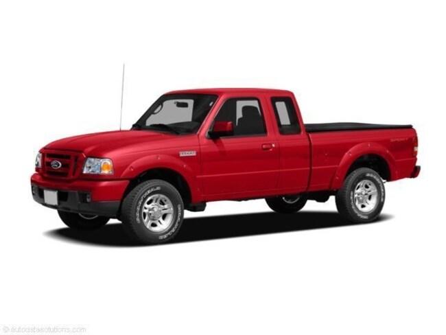 2009 Ford Ranger Truck Super Cab