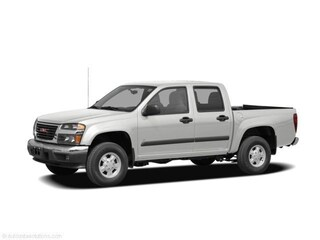 Bargain Used 2009 GMC Canyon SLE 4x4 - Low Mileage Truck 1GTDT19E398131807 for Sale in Southey, SK