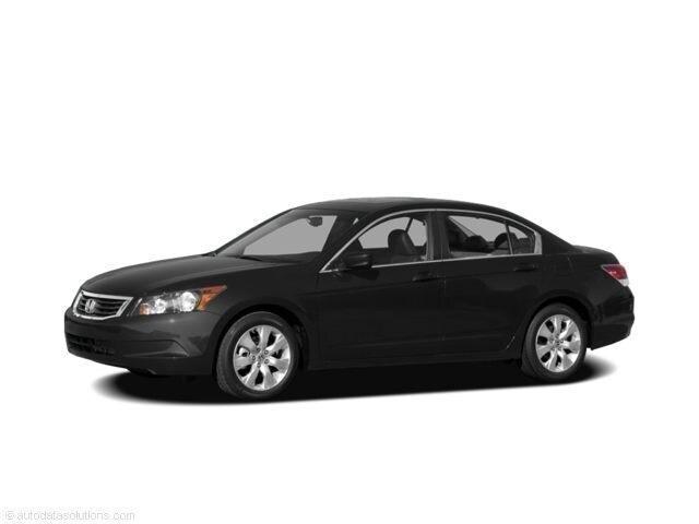 2009 Honda Accord Alloy Wheels l Leather seats l Navi Sedan