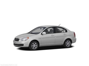 2009 Hyundai Accent 4Dr GL at Sedan