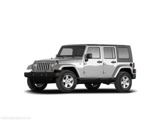 2009 Jeep Wrangler UNLIMITED SAHARA!! Sport Utility