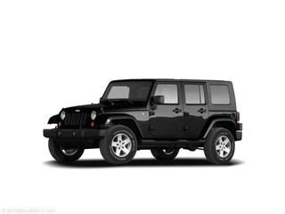 2009 Jeep Wranglerunlimited Wagon