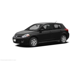 2009 Nissan Versa 1.8 S Sedan