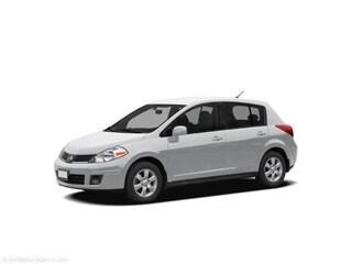 2009 Nissan Versa 1.8 SL FE+ Hatchback