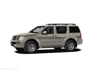2009 Nissan Pathfinder SE 4WD  SE