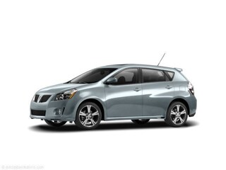 2009 Pontiac Vibe Base Hatchback