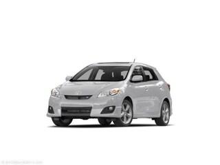 2009 Toyota Matrix Hatchback