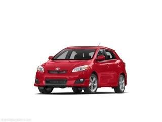 2009 Toyota Matrix 5-Door FWD 4A