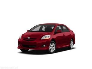 2009 Toyota Yaris Base Sedan