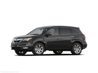 Used 2010 Acura MDX Technology Package SUV Calgary, AB