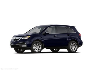 2010 Acura MDX Elite Package SUV