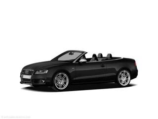 2010 Audi S5 3.0 (S tronic) Convertible