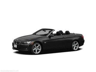 2010 BMW 3-Series 335I Cabriolet