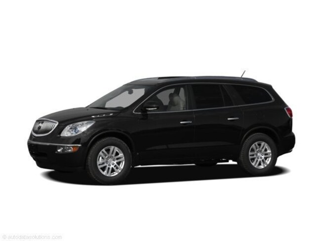 2010 Buick Enclave CX AWD Eight passenger, Power liftgate SUV