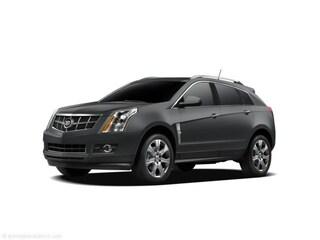 2010 Cadillac SRX 4 Luxury AWD Leather Sunroof Bluetooth SUV
