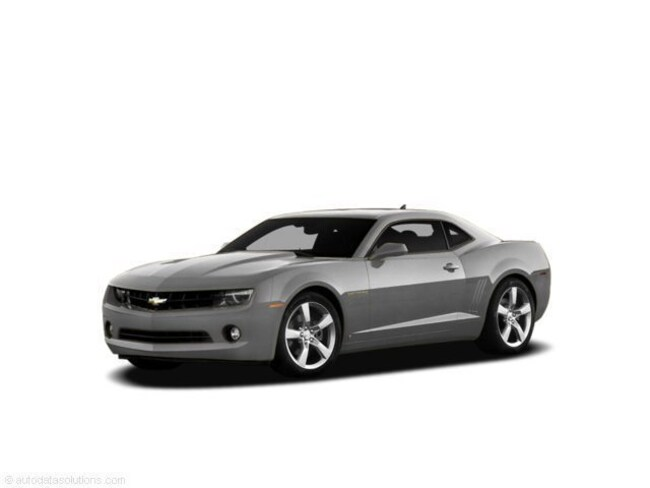 2010 Chevrolet Camaro SS Coupe