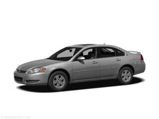 2010 Chevrolet Impala LT As Is Sedan Automatic