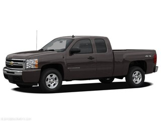 2010 Chevrolet Silverado 1500 LS Truck Extended Cab