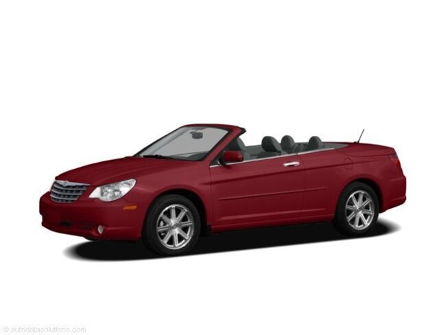 2010 Chrysler Sebring Limited Convertible