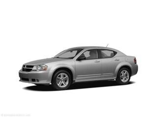 2010 Dodge Avenger SXT Sedan
