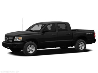 Clearance 2010 Dodge Dakota SXT 4.7L V8 CREWCAB 4X4 Truck Crew Cab for sale in Calgary, AB