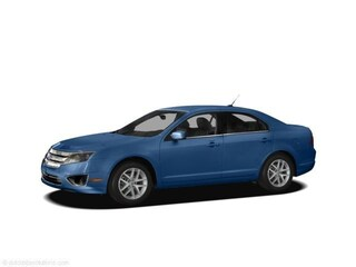 2010 Ford Fusion SEL 2.5L I4 Sedan