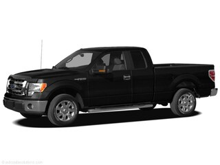 2010 Ford F-150 Fx2 Sport 5.4l V8 as Is Truck Super Cab