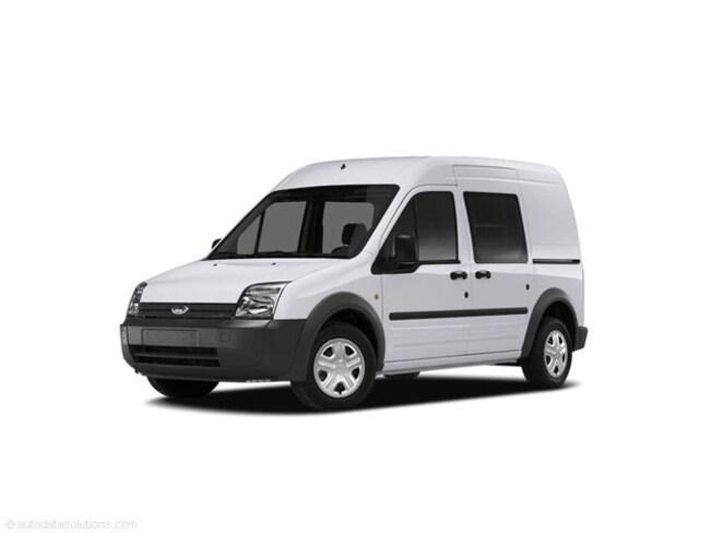 2010 Ford Transit Connect XLT w/o Rear Door Glass Minivan