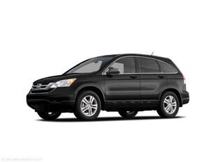 2010 Honda CRV EX 4WD at SUV