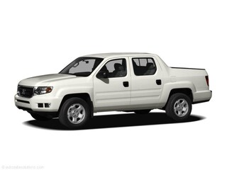 2010 Honda Ridgeline DX Truck Crew Cab