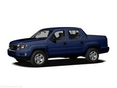 2010 Honda Ridgeline Truck Crew Cab