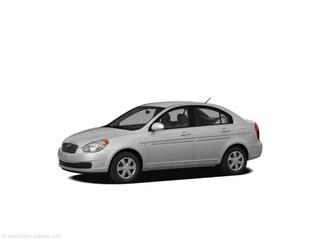 2010 Hyundai Accent GLS SEDAN .